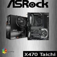 Asrock X470 Taichi Socket AMD AM4