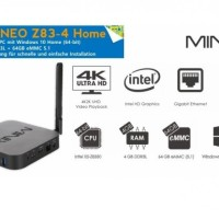 MINIX NEO Z83-4 HOME Version - RAM 4GB ROM 64GB Windows 10 Home 64 Bit