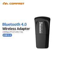 COMFAST CF-WU725B - Mini USB WiFi Adapter 150Mbps Bluetooth 4.0