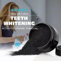 TEETH WHITENING ACTIVED ORGANIC CHARCOAL /PEMUTIH GIGI