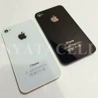 PROMO Back Door iPhone 4S 4 CDMA A1387 - Backdoor Tutup Belakang Origi