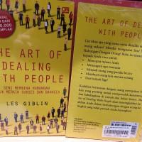 The Art Of Dealing With People Les Giblin Seni Membina hubungan sukses