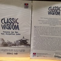 Classic Wisdom Jo Yoon Je Pelajaran Dini hari yang menguatkan diriku