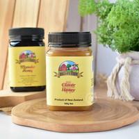 Hillary Farm Clover Honey 500 Gr