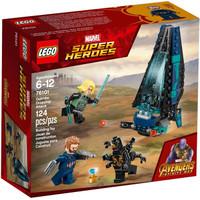 Lego SuperHeroes 76101 Outrider Dropship Attack