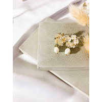 DearMe - SHANOON Earrings (S925 with NATURAL PEARL+14K gold plating)