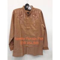 Baju Koko Atasan Muslim Pria Promo!!!Rabbani Kemko Farzan Ms SBGA11492