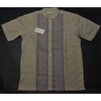 Baju Koko Atasan Muslim Pria Kemeja Merk Cole Motif Bj35 Ori SBGA11613
