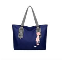 tas bahu biru wanita import shoulder bag tote bag jinjing T1894 KOREA