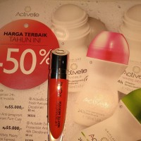 lipstik the one Oriflame