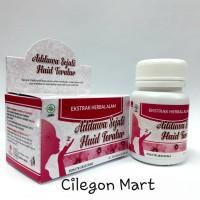 Ekstrak Herbal Alam HAID TERATUR Original
