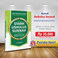 Buku Syarah Ushulus Sunnah