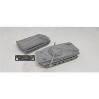 1/72 Russian MT-LB APC & PT-76