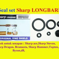 HOT SALE Seal set Long barel / sil set od25 Terjarmin