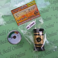 HOT SALE Manometer 3000 PSi + Adapter manometer Murah Terjarmin