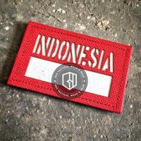 HOT SALE patch indonesia flag dummy ir patch military airsoft gear