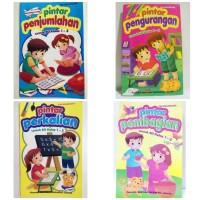 Buku Anak Pintar Berhitung Untuk SD Kelas 1-3