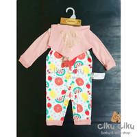 Catell 3in1 Fruits Jumper / Baju jumper bayi perempuan