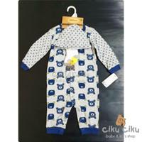 Catell 3in1 Bear Navy Jumper / baju jumper bayi laki-laki