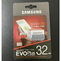 Samsung EVO Plus MicroSD HC 32GB Micro SD Memory Card 32 GB Class 10