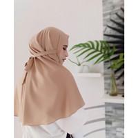 Jilbab Instan Mini Khimar Swaro - Hijab Instan Syari Murah