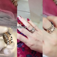 Cincin Rolexa Bold Titanium Rosegold