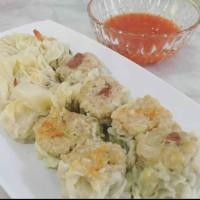 Dimsum Mix Siomay Ayam & Pangsit Udang Matang 10 Pcs