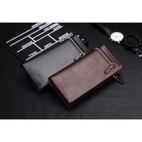Dompet pria masa kini kulit import merk handmaking best seller