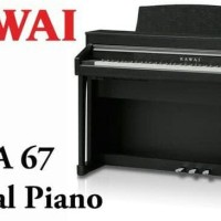 Digital piano kawai ca67 garansi 1 tahun