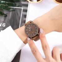Jam tangan analog wanita jhui import mewah tahan air jk24