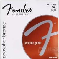 Senar gitar klasik string merk fender satu set JK7