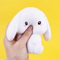 Mainan squishy model kelinci putih KL22