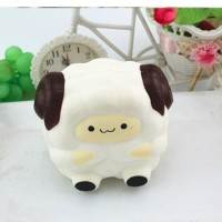 Squishy murah ukuran jumbo model domba 12 cm
