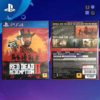 Red Dead Redemption 2 [Reg 3] PS4
