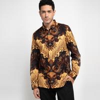 [Arthesian] Kemeja Batik Pria - Adrianne Batik Printing