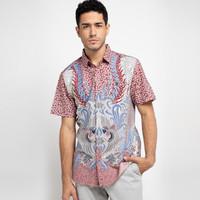 [Arthesian] Kemeja Batik Pria - Dary Batik Printing