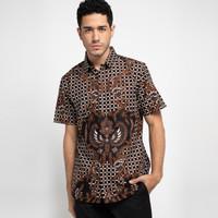 [Arthesian] Kemeja Batik Pria - Travis Batik Printing