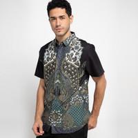 [Arthesian] Kemeja Batik Pria - Aydan Batik Printing
