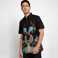 [Arthesian] Kemeja Batik Pria - Adinata Batik Printing