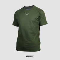 Numerus Ranger short sleeve / Baju / Kaos / Gym / Airsoft / Sport