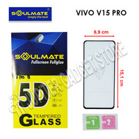 Vivo V15 Pro Soulmate Tempered Glass 5D - ORI