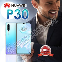 Huawei P30 RAM 8/128 GB Triple Rear Camera - ORIGINAL Garansi Resmi