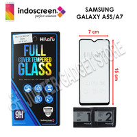 Oppo A5s - Oppo A7 Hikaru Tempered Glass Full Cover - ORI