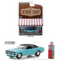 Greenlight 1/64 1968 Chevrolet Camaro SS Hobby Shop 5