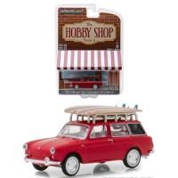 Greenlight 1/64 1962 Volkswagen Type 3 Squareback Hobby Shop 5