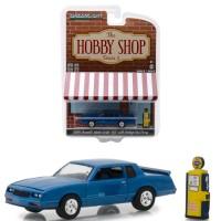 Greenlight 1/64 1984 Chevrolet Monte Carlo SS Hobby Shop 5