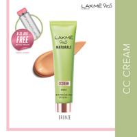 Lakmé 9to5 Naturale CC Cream SPF 30 Flawless Aloe Vera - Bronze