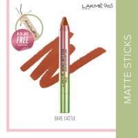 Lakmé 9to5 Naturale Lipstik Matte Sticks - Bare Castle