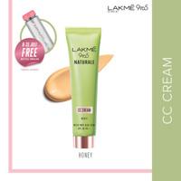 Lakmé 9to5 Naturale CC Cream SPF 30 Flawless Aloe Vera - Honey