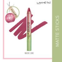 Lakmé 9to5 Naturale Lipstik Matte Sticks - Mauve Lane